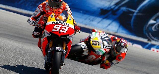 Laguna Seca MotoGP – Race results